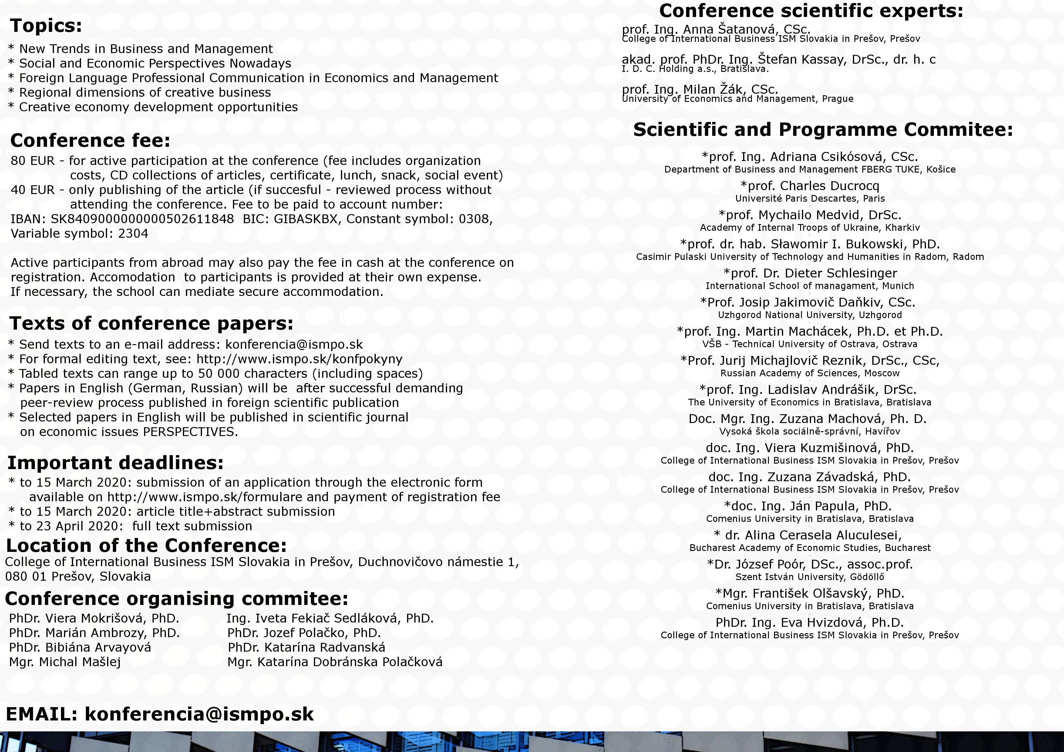 INVITATIONconferencePIPA2020b