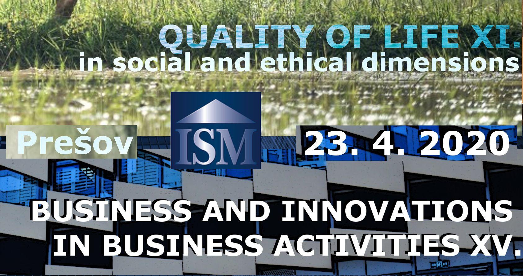 ISM konferencia