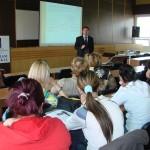 prof. Dr. Ralf Brickau (ISM Dortmund) - prednáška, 28. 4. 2008