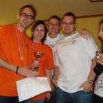 Bowlingový turnaj Alumni ISM Prešov - 29. 5. 2008
