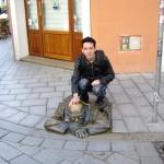 Zahraničná exkurzia - Viedeň, september 2008