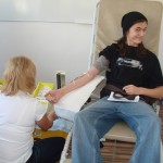 Študentská kvapka krvi - 11. 11. 2008