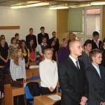 Imatrikulácia - VŠMP ISM Slovakia v Prešove, 20. 11. 2008