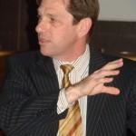 prof. Dr. Ralf Brickau (ISM Dortmund) - prednáška, 30. 4. 2009