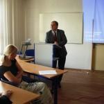 Konferencia - cudzie jazyky, VŠMP ISM Slovakia v Prešove, 28. 5. 2009