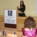 Prezentácia Univerzity Oradea, Rumunsko - Manuela Popovici, 7. 3. 2010