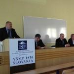 Otvorenie semestra s veľvyslancom Moldavska 13.2.2017