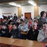 Akademická obec - zasadnutie, 18. 2. 2008